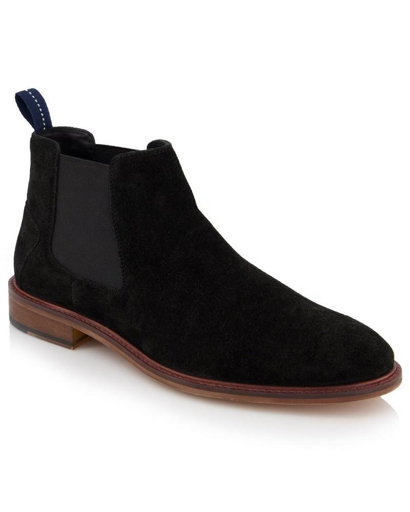 Arthur Jack Nash Boot -  black