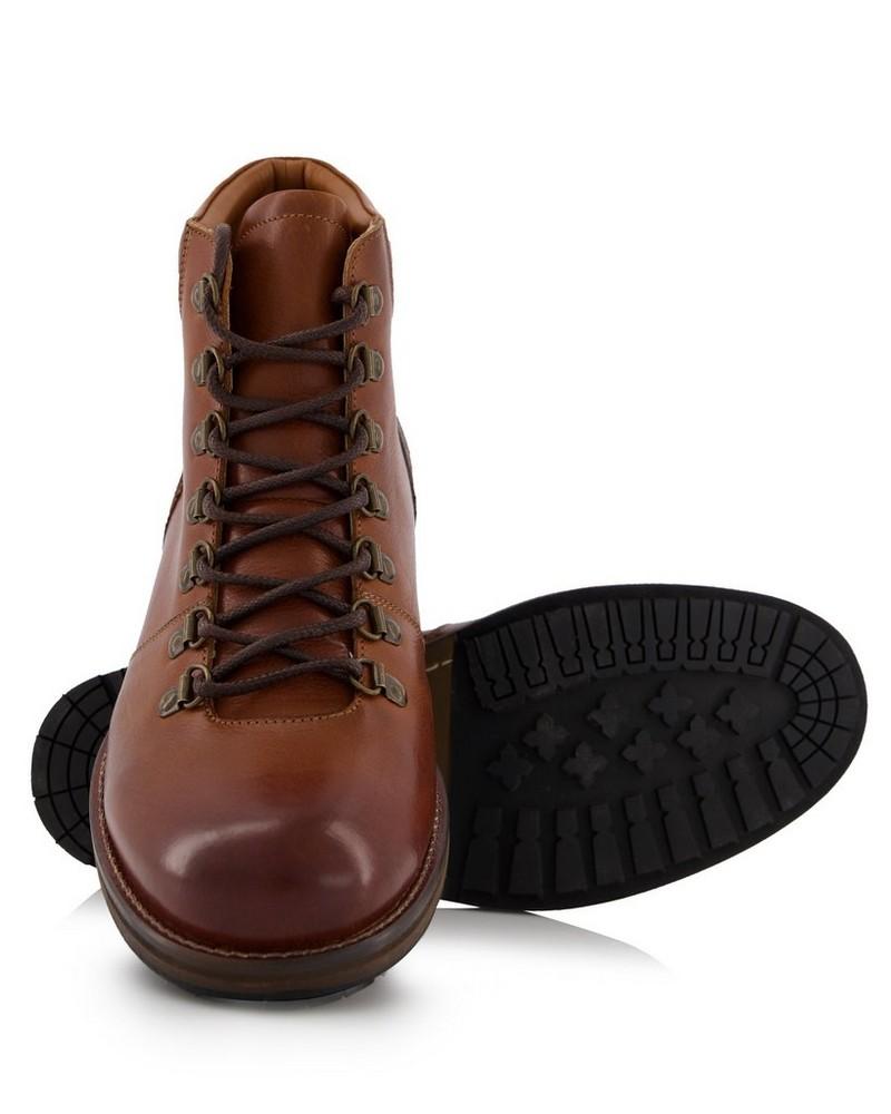 Arthur Jack Boulder Boot  -  tan