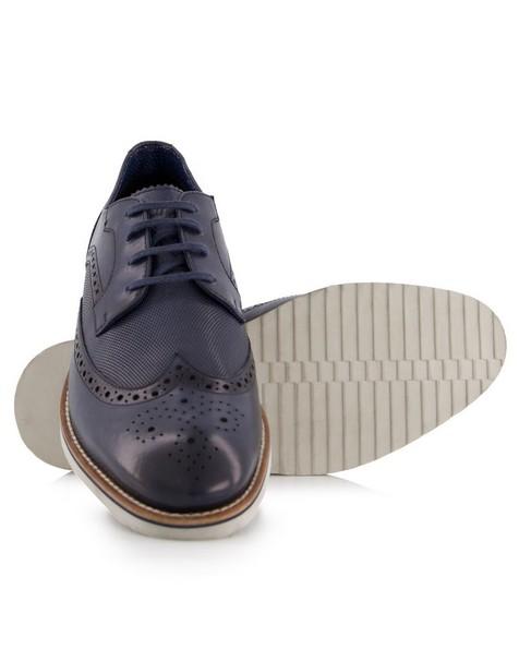 Arthur Jack Coby Shoe -  navy