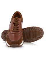 Tread + Miller Alfie Sneaker (Mens) -  tan