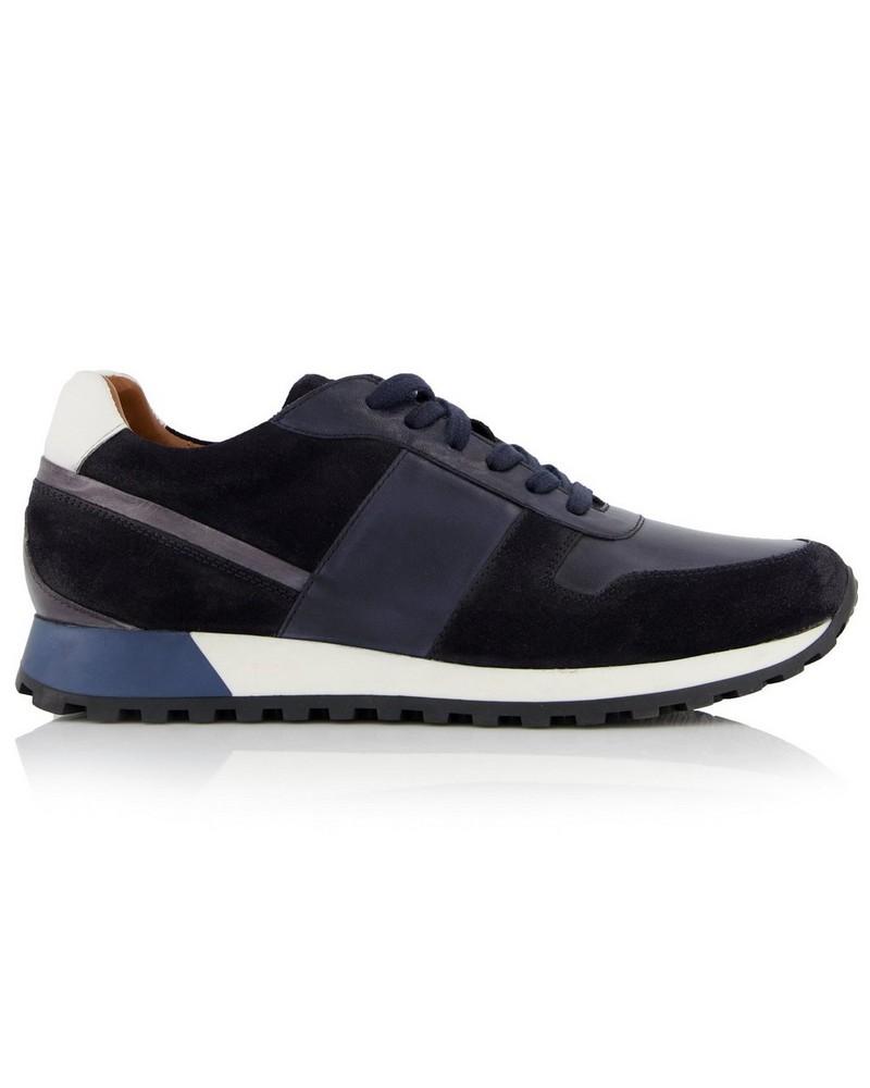 Tread + Miller Archer Sneaker (Mens) -  navy