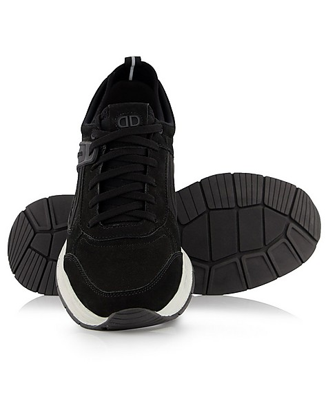 Democrata Break Sneaker  -  black
