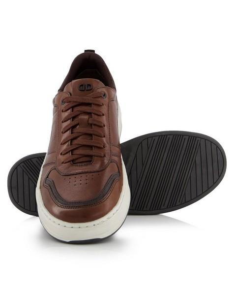 Democrata Bold Sneaker  -  tan