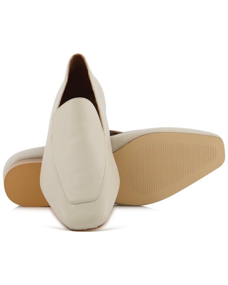 Tread and Miller Milana Shoe Ladies -  bone