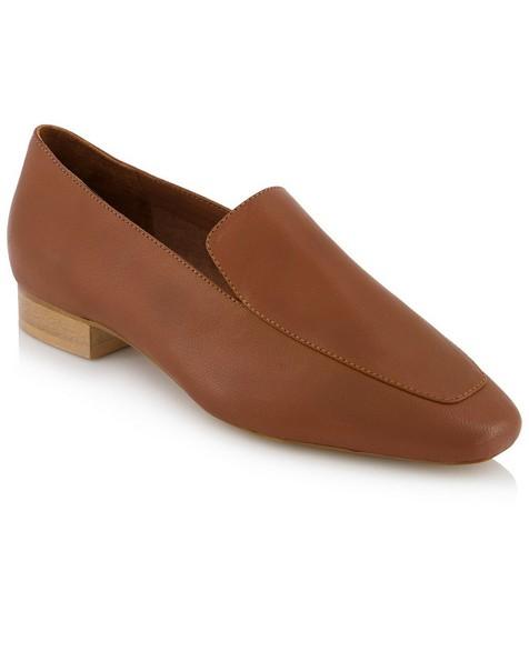 Tread and Miller Milana Shoe Ladies -  tan
