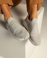 Rare Earth Ladies Astrid Sneaker -  grey