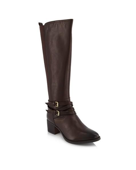 Eliana Ladies Boot  -  chocolate