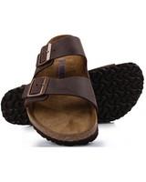 Birkenstock Arizona SF Sandal Mens -  brown